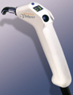 Ultra Thin Application Hand-Piece of Sapphire Bleaching and Curing Light from Den-Mat
